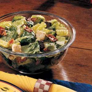 Simple Caesar Salad Recipe