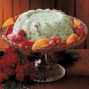Creamy Fruit Mold Recipe