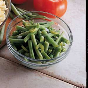 Basil Buttered Beans Recipe