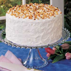 Mother's Walnut Cake Recipe