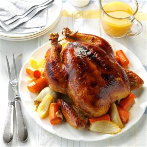 Sunday Roast Chicken Recipe