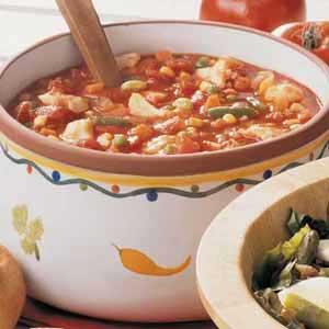 Creole Fish Soup Recipe