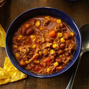 Simple Taco Soup Recipe