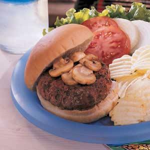 Blues Burgers Recipe