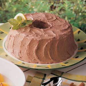 Chocolate Mousse Frosting Recipe
