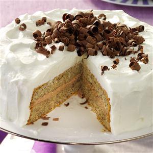 Favorite Hazelnut-Mocha Torte Recipe