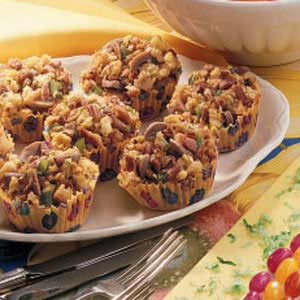 Stuffing Baskets Recipe