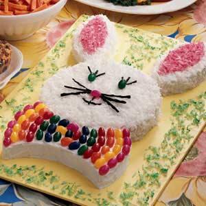 Peter Rabbit Cake Recipe