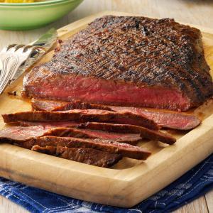 Easy Marinated Flank Steak