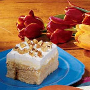 Pineapple Pudding Cake Recipe Taste Of Home
