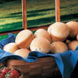Asparagus Yeast Rolls Recipe
