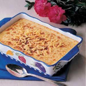 Garlic Cheese Grits Recipe