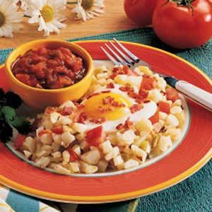 Southwestern Hash Recipe