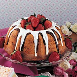 White Chocolate Pound Cake Recipe