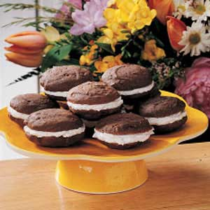Old-Fashioned Whoopie Pies Recipe