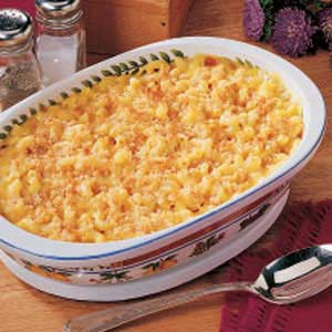 Mom's Macaroni and Cheese Recipe