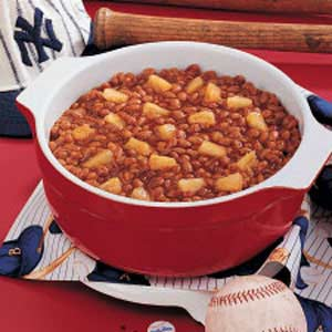Ballpark Baked Beans Recipe