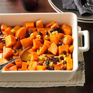 Brown Sugar-Glazed Sweet Potatoes Recipe