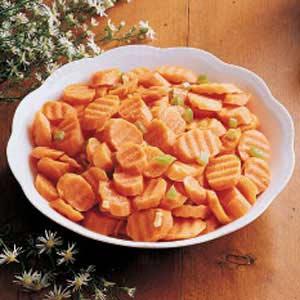 Zippy Carrots Recipe