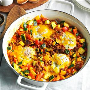 Summer Breakfast Skillet Recipe