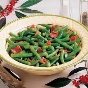 Home-Style Green Beans Recipe