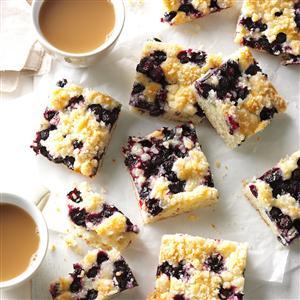 Blueberry Kuchen Recipe