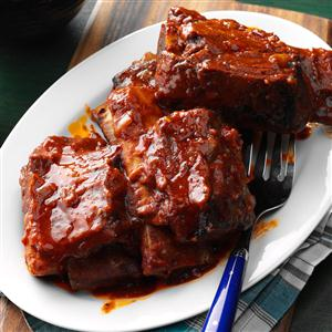 Farm-Style BBQ Ribs Recipe