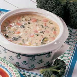 Garden Vegetable Chowder