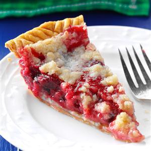 Cranberry Brie Pie Recipe