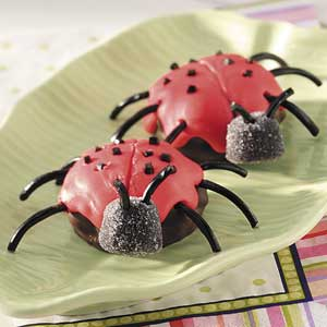 Ladybug Cookies Recipe
