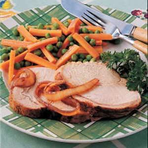 Paprika Pork Roast Recipe