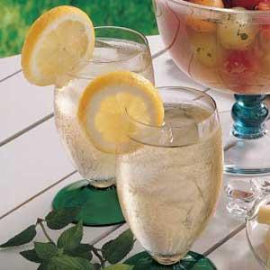 Fresh Mint Cooler Recipe