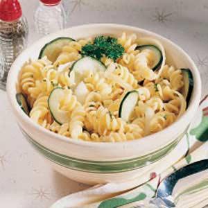 Vinegar Noodles Recipe