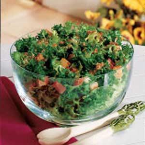 Wilted Endive Salad Recipe