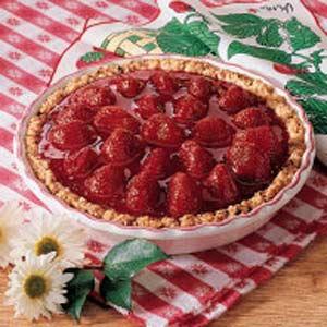 Contest-Winning Fresh Strawberry Pie Recipe