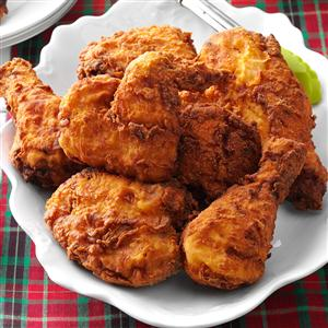 Real Southern Fried Chicken Recipe