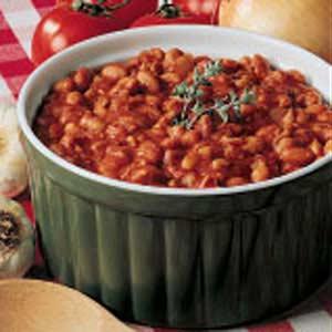 Ranch Beans Recipe