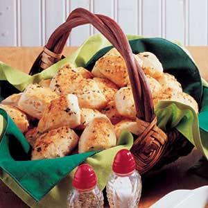 Savory Biscuit Bites Recipe