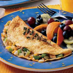 Daddy's Omelet Recipe