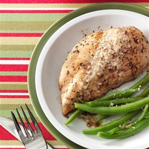 Microwaved Parmesan Chicken Recipe
