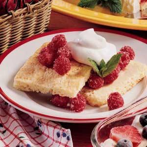 Shortcake Squares Recipe