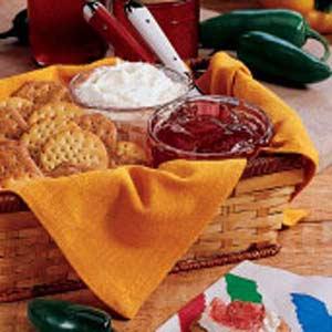 Jalapeno Cranberry Jelly Recipe