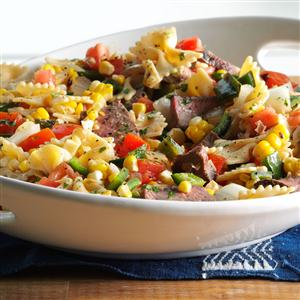 Grilled Southwestern Steak Salad Recipe