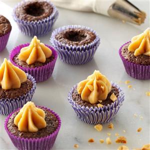 Peanut Butter Brownie Bites Recipe