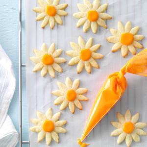 Orange Sugar Cookies Recipe