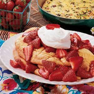 Puffy Dessert Omelet Recipe