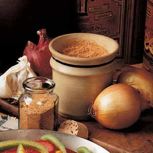 No salt seasoning recipe taste of home no salt seasoning recipe forumfinder Images