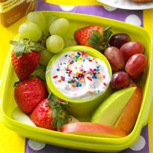 Sprinkle Fruit Dip Recipe