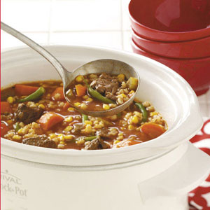 Barley Beef Stew Recipe