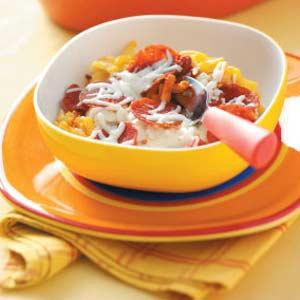 Peppy Macaroni Recipe